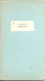 Speciaaal voor U 1957