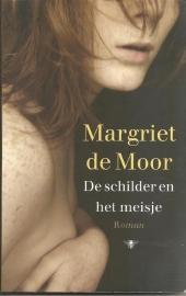 """Moor, Margriet de: """"De schilder en het meisje""""."""
