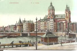 Amsterdam - P.H.kade (1913)