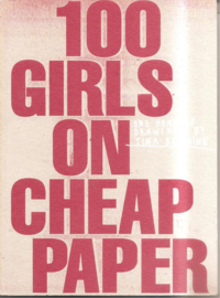 Berning, Tina: 100 Girls on Cheap Paper