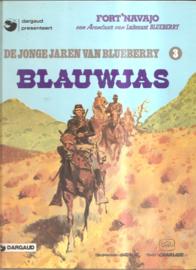 Blueberry, de jonge jaren van - 3: Blauwjas (hardcover)