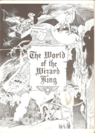 Wallace Wood: The World of the Wizard King