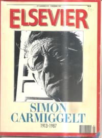 Carmiggelt, Simon (over -): Elsevier