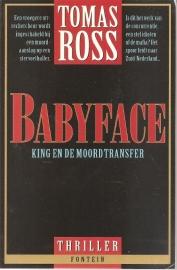 """Ross, Tomas: """"Babyface. King en de moordtransfer'."""
