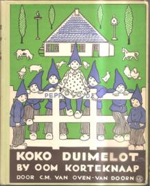 Oven-van Doorn, C.M.: Koko Duimelot bij Oom Korteknaap