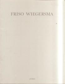 Wiersma, Friso: catalogus  Galerie Jurka