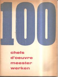 Catalogus Stedelijk Museum 089: 100 meesterwerken