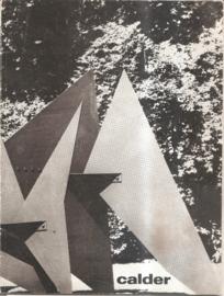 Catalogus stedelijk Museum 465: Calder