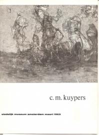 Catalogus Stedelijk Museum 329: C.M. Kuypers.