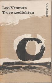 Vroman, Leo: Twee gedichten
