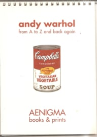 Warhol, Andy: from A to Z and back again