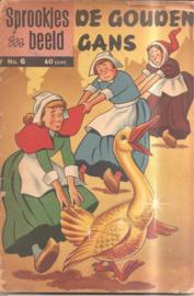 Sprookjes in Beeld no. 6: De Gouden Gans