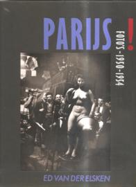 Elsken, Ed van der: Parijs! Foto's 1950-1954
