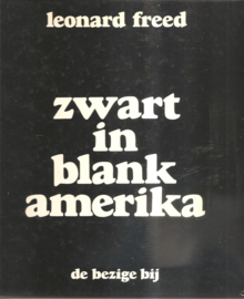 Freed, Leonard: Zwart in blank Amerika