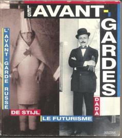 "Lista, Giovanni (e.a.): ""Les Avant-Gardes"""