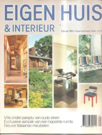 Eigen Huis & Interieur;  februari 1983
