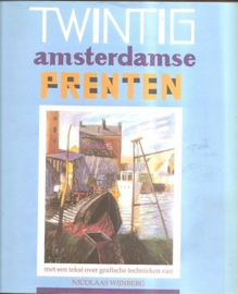 Wijnberg, Nicolaas: Twintig Amsterdamse Prenten