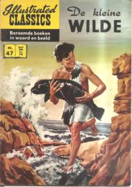Illustrated Classics no. 47: De kleine wilde