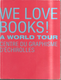 We love books. A world tour