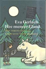 """Gerlach, Eva: """"Hee meneer Eland""""."""