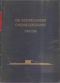 """Reitsma, H.R (inleiding).: """"De Nederlandse Onderzeedienst 1906-1966""""."""