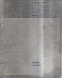 Catalogus IX Bienal 1967 Sao Paulo (gereserveerd)