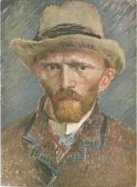 Catalogus Stedelijk Museum 134: Vincent van gogh.