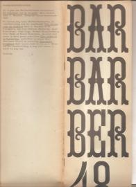 Barbarber 48 (nog niet te bestellen)