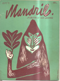 Mandril sept. 1951