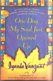 Vanzant, Iyanla: One Day My Soul Just Opened Up