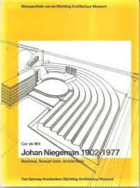 """Wit, Cor de: """"Johan Niegeman 1902-1977"""""""