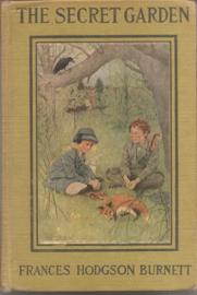 Burnett, Frances Hodgson: The secret garden