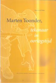 Toonder, Marten: tekenaar in oorlogstijd