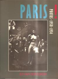 Elsken, Ed van der: Paris! Photos 1950-1954