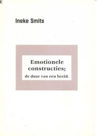 """Smits, Ineke: """"Emotionele constructies; de duur van een beeld""""."""