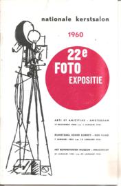 22e Foto-expositie  1960