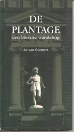 Geemert, Ko van: De Plantage (3e, sterk verbeterde en uitgebreide druk)