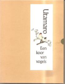 Utamaro: Een koor van vogels.