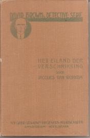 """Workum, Jacques van: """"Het eiland der verschrikking"""""""