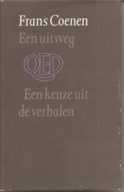 Coenen, Frans: Een uitweg. Een keuze uit de verhalen.