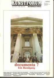 Kunstforum International: Dokumenta 7. Ein Rundgang.