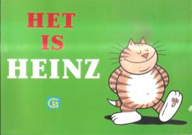 HEINZ: Het is Heinz