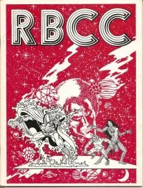 Rocket`s Blast Comicollector no. 124