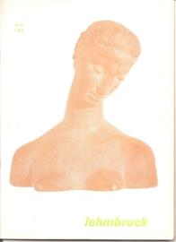 Catalogus Stedelijk Museum 151: Lehmbruck