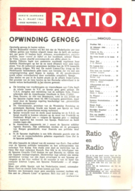 Ratio no. 2; maart 1964