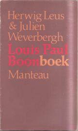 Boon, L.P. (over -): Louis Paul Boon Boek