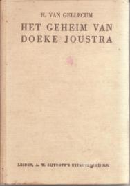 Gellecum, H. van: Het geheim van Doeke Joustra