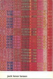 Catalogus Stedelijk Museum 413: Jack Lenor Larsen.