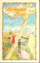 Hesse, Hermann: Klingsor's laatste zomer