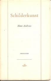 """Andreus, Hans: """"Schilderkunst""""."""